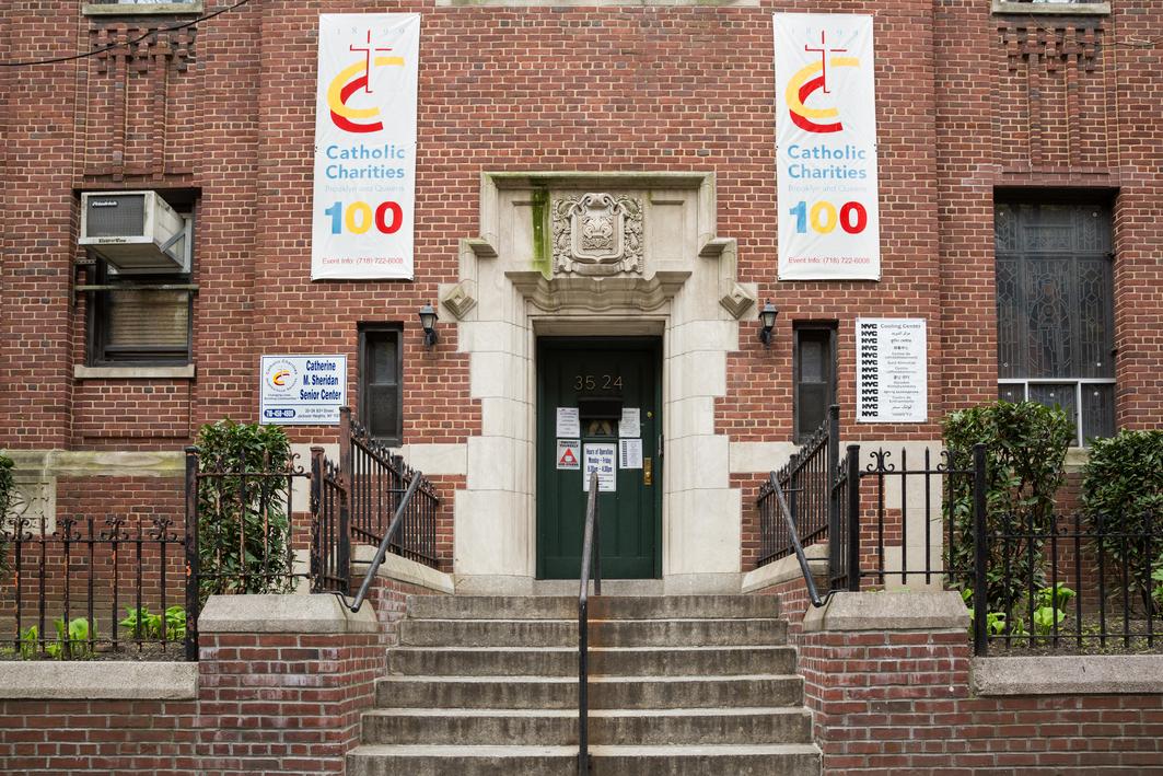 Image of Catherine Sheridan Senior Center